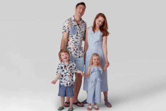 Great Ideas For Family Summer Look