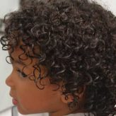 Easy Hairstyles For Little Girls With Curly Hair